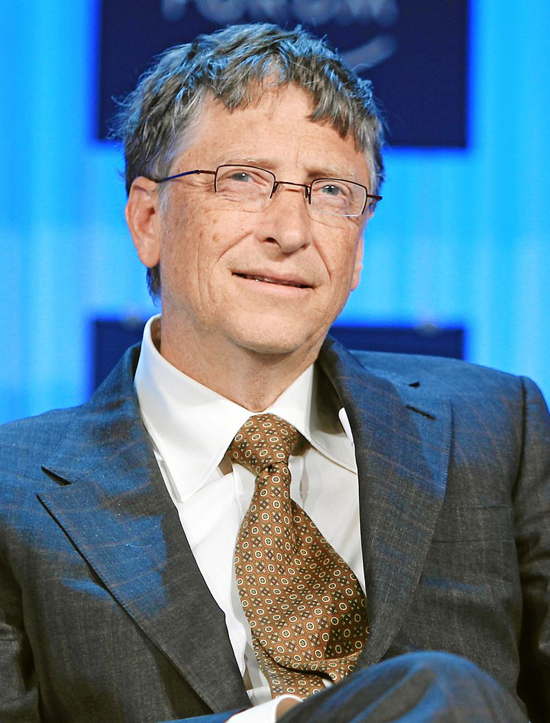 bill gates wealth